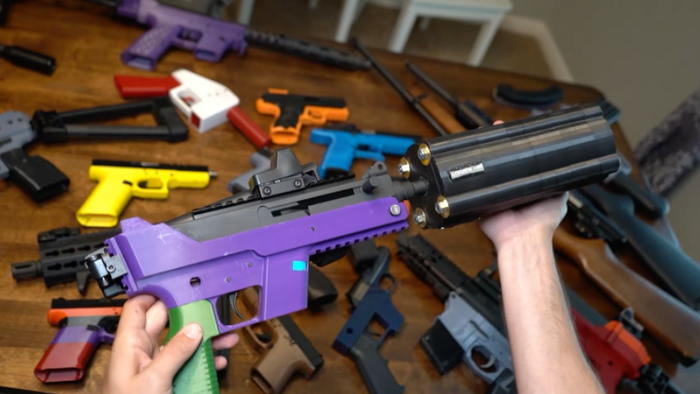 """Ninth Circuit Says """"Ghost Gun"""" Blueprints Can Be Posted Online Without Fed Approval"""