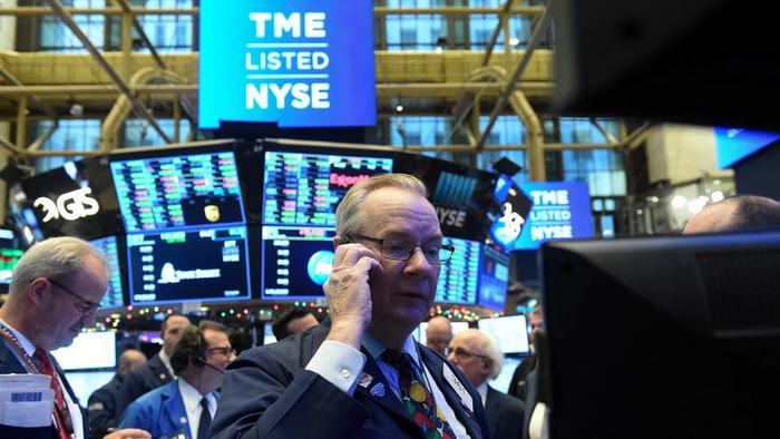 US Futures Dip From Record As Chinese Stocks Soar