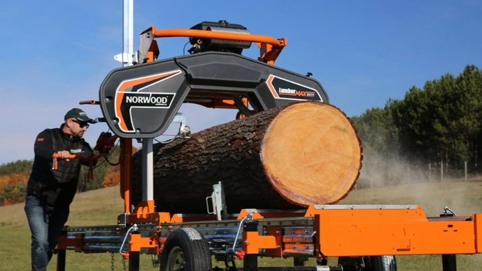 """Record High Lumber Prices Send """"Portable Sawmill"""" Searches To The Moon"""