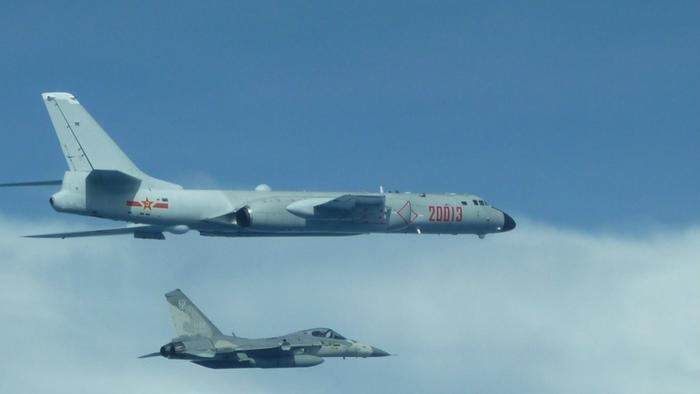 Chinese Flights Through Taiwan's Air Defense Zone Have Doubled