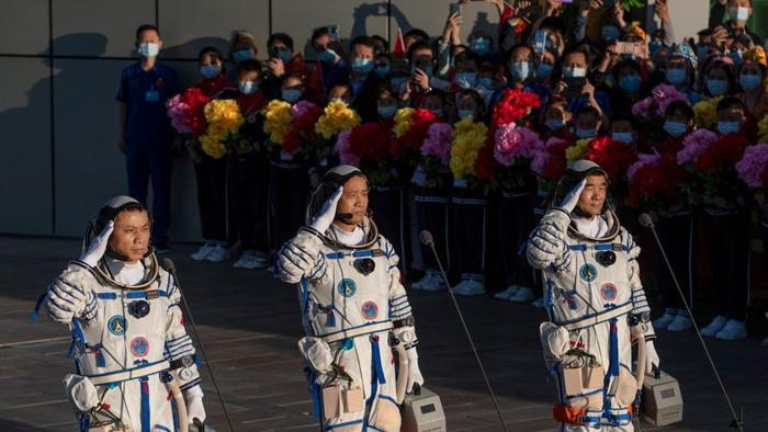 China's Plan To Dominate 'Near-Earth' Space