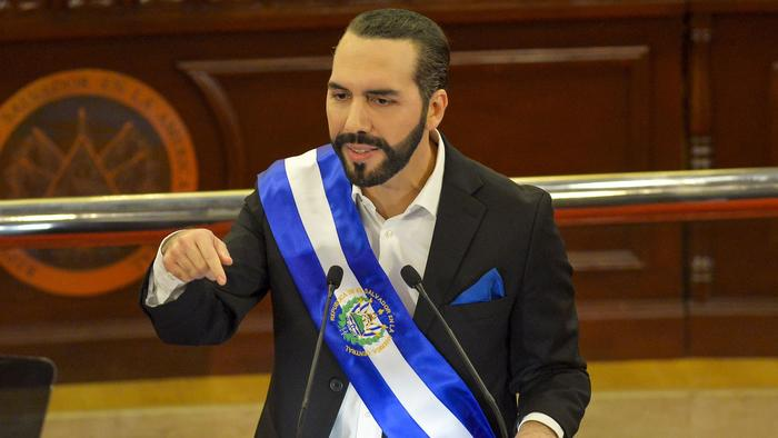"""Shot Heard Around The World"" - El Salvador President Pushes Bill To Adopt Bitcoin As Legal Tender"