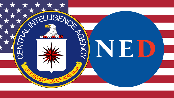 So Much Of What The CIA Used To Do Covertly It Now Does Overtly
