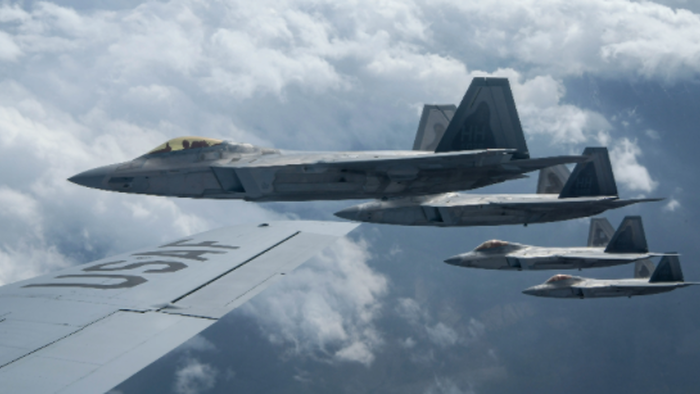 "Hawaii Scrambles Stealth Jets For ""Irregular Air Patrol"""