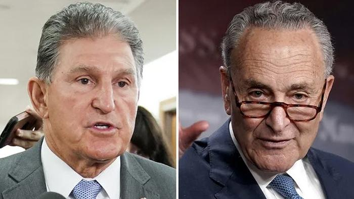 Manchin Flips To Unify Dems But Election Reform Bill Debate Vote Will Fall Short Amid GOP Block
