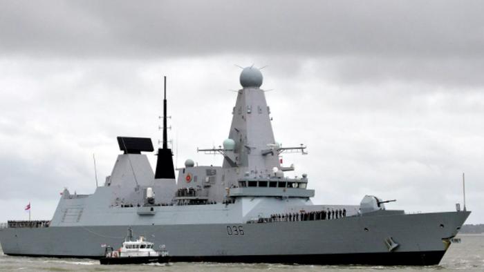 Russian Black Sea Fleet Warship Fired Warning Shots Near British Destroyer