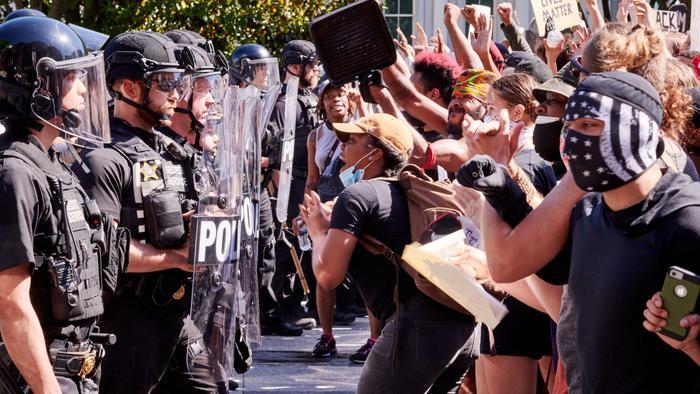 Court Dismisses BLM Lawsuit Against Federal Agencies Over Lafayette Park Protests