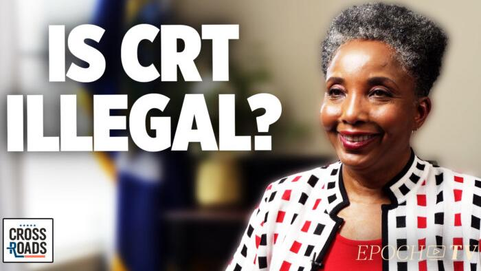 Critical Race Theory May Violate Civil Rights Act, The Constitution: Dr. Carol Swain