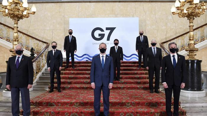 G7: Desperately Seeking Relevancy