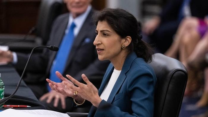 Congress Is Empowering FTC's Lina Khan To Start Breaking Up Big Tech