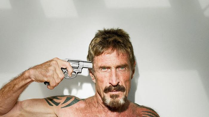 John McAfee May Die In Prison After Spain Approves US Extradition For Tax Charges
