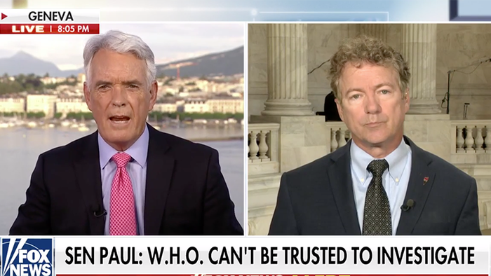 Watch: Rand Paul Demands Exclusion Of Wuhan Lab Funders From Investigations
