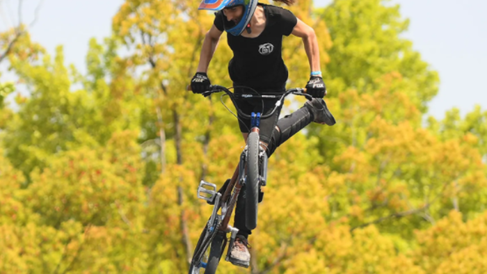 """Transgender U.S. Olympic BMX Rider Says Her Goal Is To """"Burn A US Flag"""" On The Olympic Podium"""
