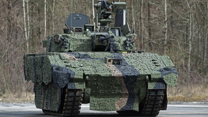 BritishArmy's New Ajax Tank Makes Troops Sick