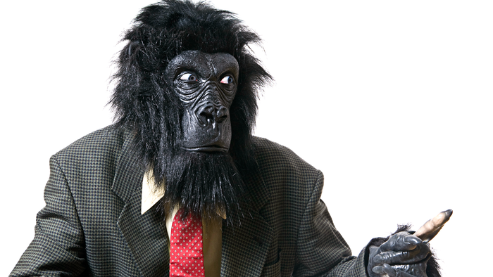 Taibbi: Let the Apes Have Wall Street