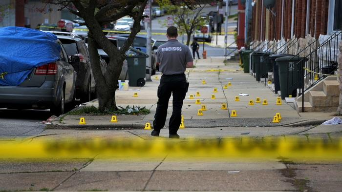 """""""It'sGotten So Bad"""" - Violence In Baltimore City Outpaces2020 Numbers, Gov. Hogan Reacts"""