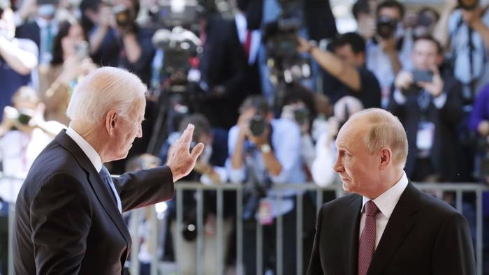 """Putin: """"Portrait Of Biden Drawn By Media Has Nothing To Do With Reality"""""""