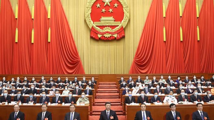 China Mulls Unprecedented Legislation To Counter Western Sanctions