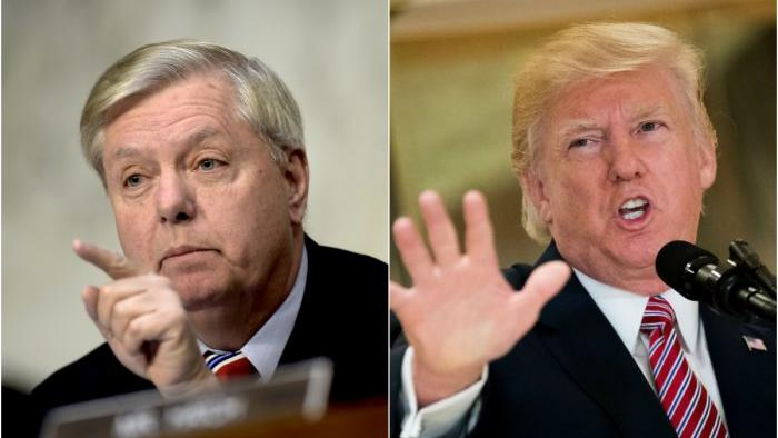 Sen. Lindsey Graham: Trump Would Have Won 2020 Election If Wuhan Lab Leak Theory Was Proven