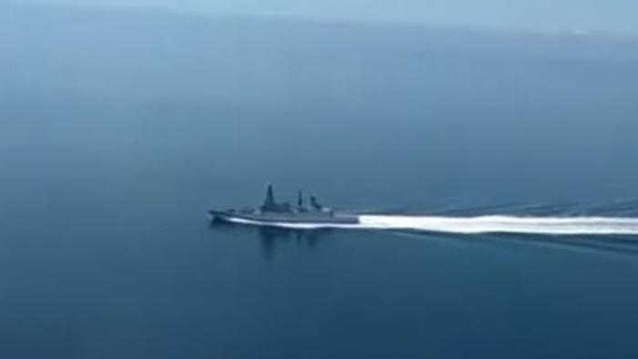 Russia Warns Britain It Will Bomb Its Ships Next Time
