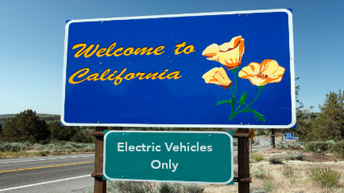 With Its Power Grid On The Verge Of Failure, California Begs Residents To Change Their EV Charging Routines