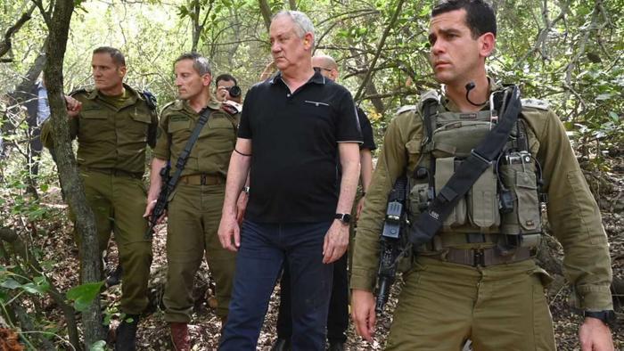 "Israeli Defense Chief Warns Hezbollah: Strikes On Gaza Were ""Only Tip Of The Iceberg"""
