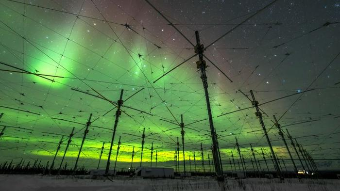 """Is HAARP Firing Up? FAA Issues Warning About """"Electromagnetic Radiation"""""""