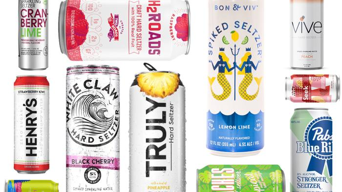 Summer's Hottest Drink Is Hard Seltzers, As ItSingle-HandedlyTransforms Alcohol Industry