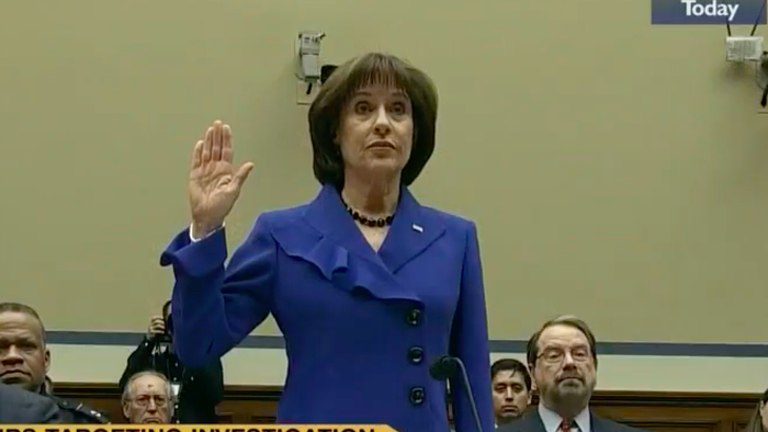 Lois Lerner Of 2021: IRS Political Corruption Unchanged With Billionaires' Tax Returns