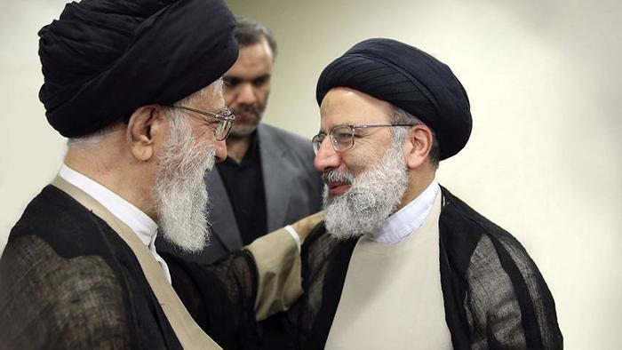As Iranians Head To Polls Friday, Meet The Hardliner Likely To Succeed Rouhani