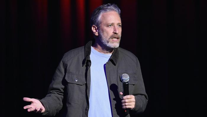Jon Stewart, The High Priest Of Cultural Liberalism, Reprimands His Flock