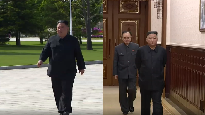 Kim Jong Un's Rapid Weight Loss Has Triggered New Speculation Over His Health