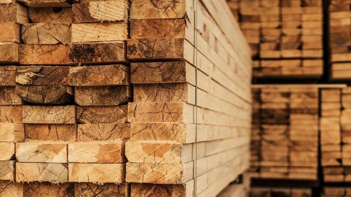 Lumber Bubble Bursts; Term Structure Slope Suggests Relief Coming For Homebuilders