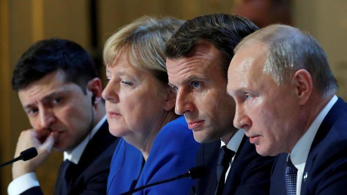 Germany, France Seeking EU-Russia Summit After 'Positive' Putin Op-Ed & Black Sea 'Warning Shots'