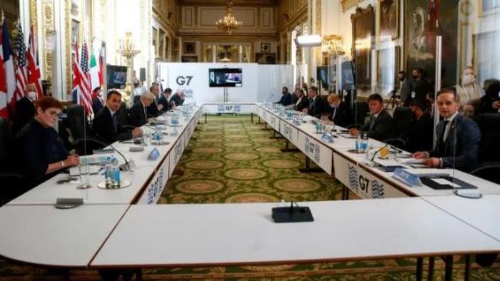 G-7 Nears Deal On New International Corporate Tax Framework Despite Resistance From Ireland