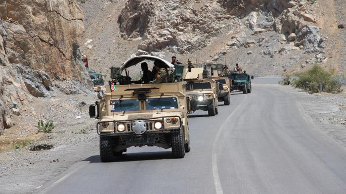 Escobar: China's BRI Battles The 'New Quad' For Afghanistan's Coming Boom