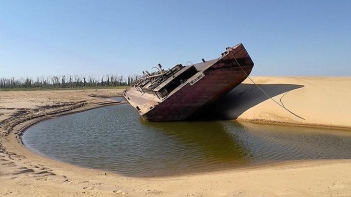 Record Droughts Plague Argentina As Parana River Hits 77-Year Low