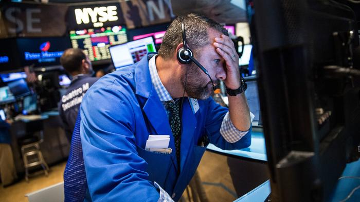 Futures Slide As Chinese Stocks Crash, Bitcoin Surges Ahead Of Fed