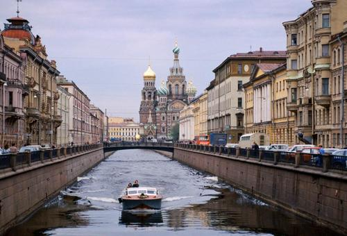 Escobar: How St. Petersburg Is Mapping The Eurasian Century