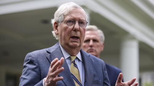 """Defending Trump's Election Lies"" - Schumer Slams Senate Republicans For Blocking Jan 6 Commission 2"