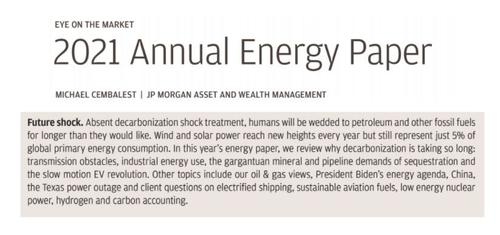 2021 annual energy paper