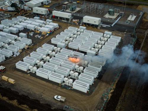 World's Biggest Battery In California Overheats, Shuts Down 2