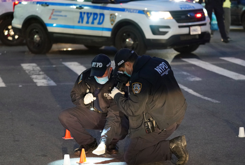 NYC Records Most Violent Week This Year With 46 Separate Shootings