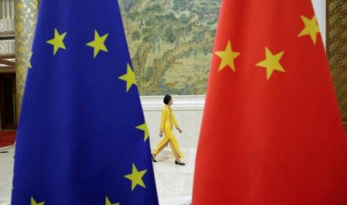 EU Lawmakers Pledge To Reject EU-China Investment Deal In First Meeting On Beijing's Sanctions