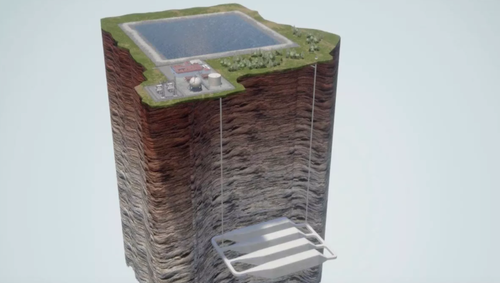 Compressed Air Grid 'Battery' To Challenge Tesla Powerpack