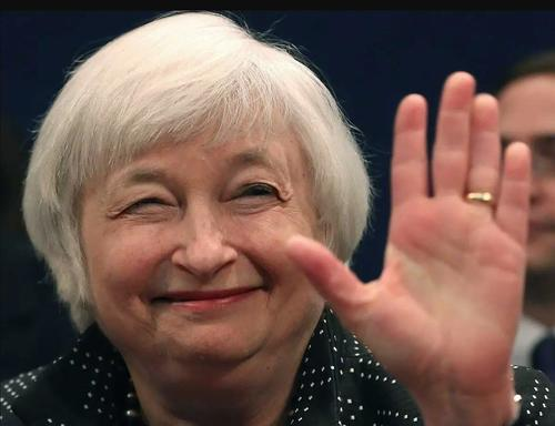 """Yellen Reverses Earlier Hawkish Comments Entirely, Says """"I'm Not Predicting Anything"""""""