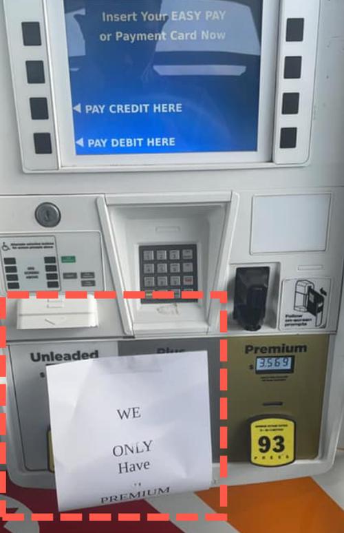 """Gas Run Has Begun"" - Fuel Stations Run Dry Amid Hacked Pipeline 2021-05-10_20-50-13"