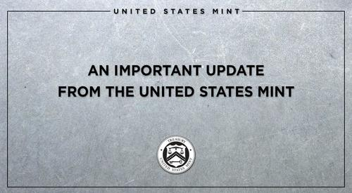 """US Mint Delays Silver Shipments Due To """"Global Silver Shortage"""""""