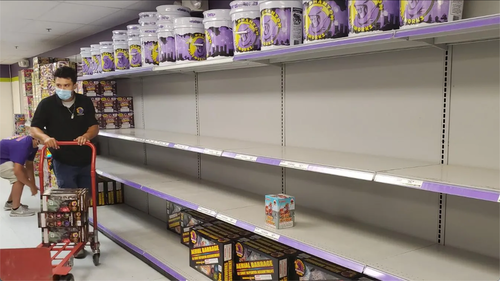 Firework Shortage Could Ruin Fourth Of July