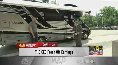 Thor Industries Now Has $14 Billion Order Backlog Amid Booming Demand For RVs